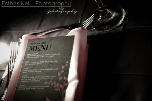 Madeline's Highlights ~ Stationery ~ Individual Menus