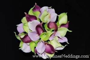 Beautiful Bouquets ~ Calla Lilies!