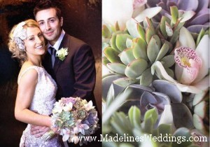 Beautiful Bouquets ~ Succulents!
