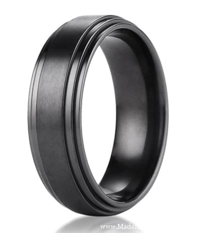 comes to men s rings black is the new black