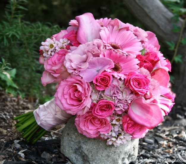 Beautiful Bouquets ~ Pink