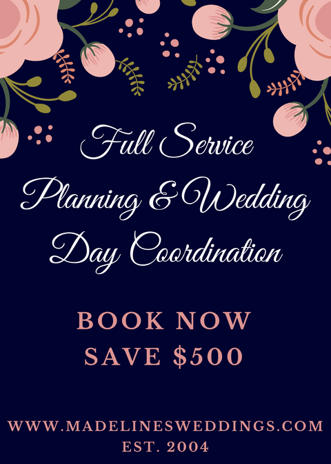 Winnipeg Wedding Planner ~ $500 Toward Décor, Rentals, Stationery!