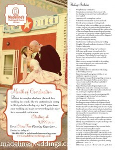 Month of Coordination – Madeline's Weddings & Events