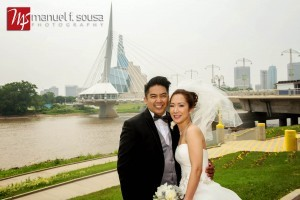 Dona & Jay are MARRIED ~ The Fort Garry Hotel