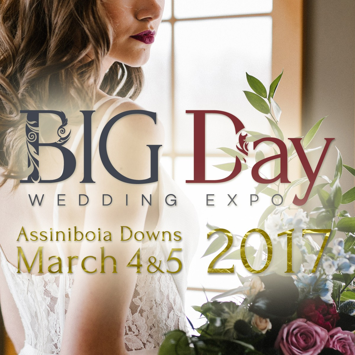 Winnipeg Wedding Show ~ The Big Day Wedding Expo
