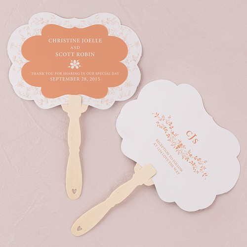 Madeline's Boutique ~ Wedding Fans