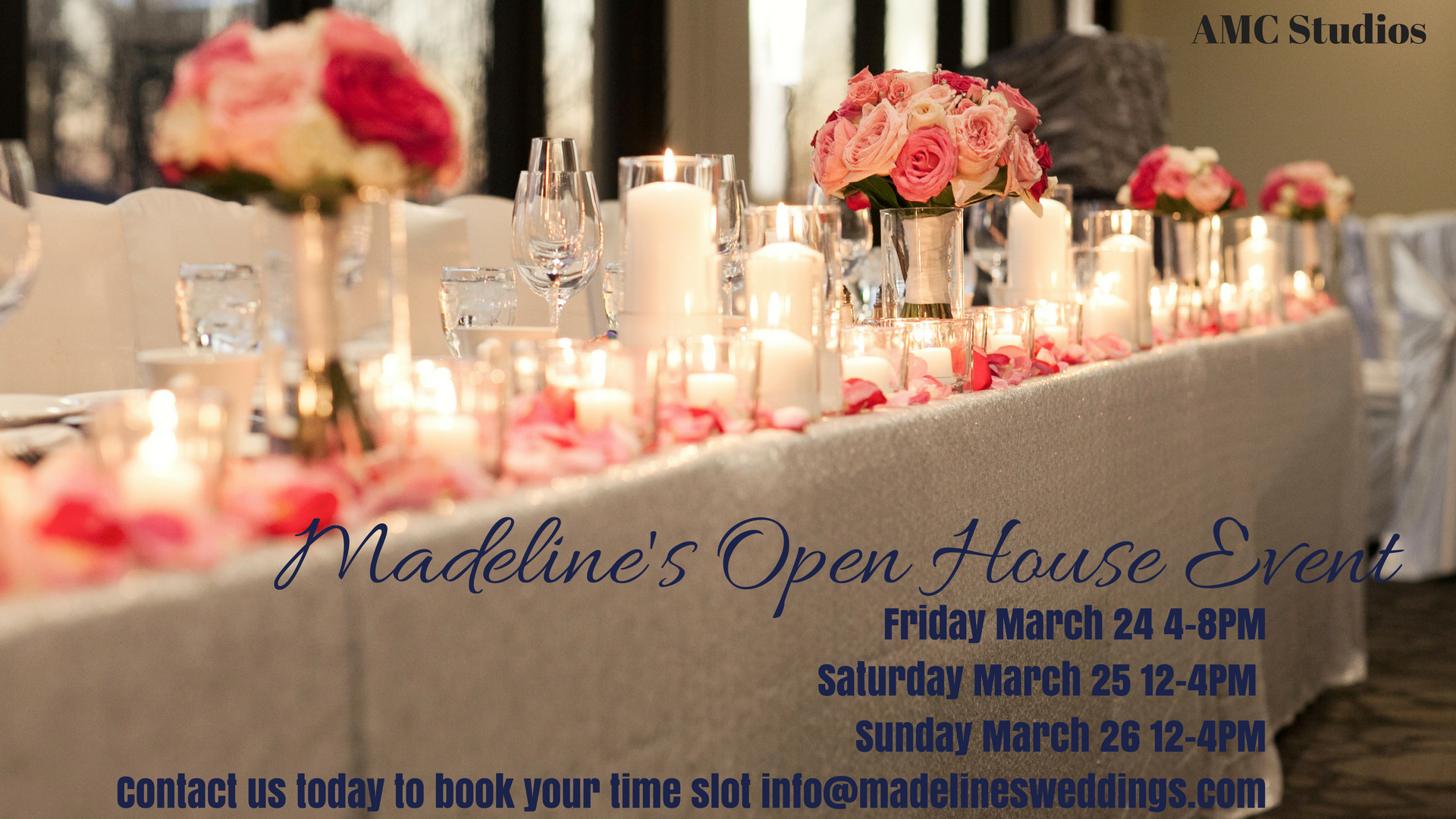 Madeline's Open House Event