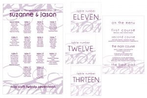 Winnipeg Wedding Invitations & Stationery