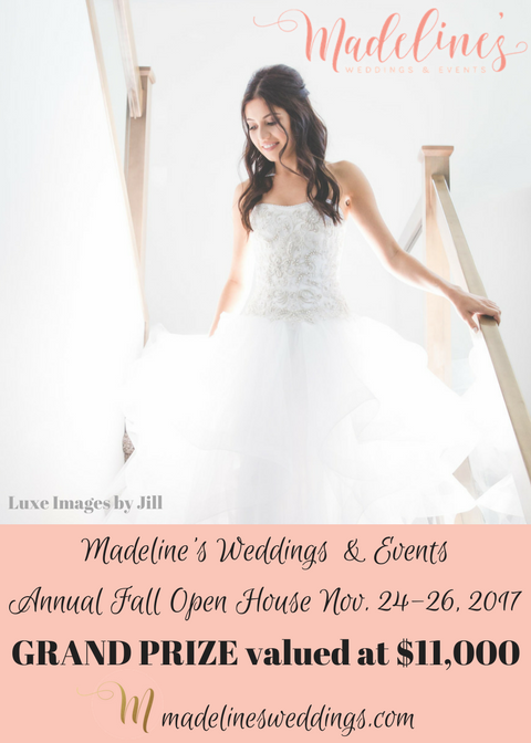 Madeline's Open House Event ~ Winnipeg Wedding Decor