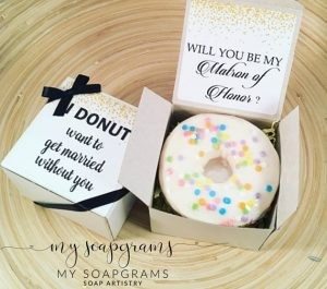 Vendor Spotlight ~ My Soapgrams Soap Gifts and Soap Favors