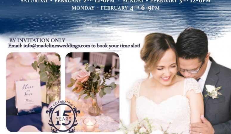 Madeline's Weddings & Events Open House!