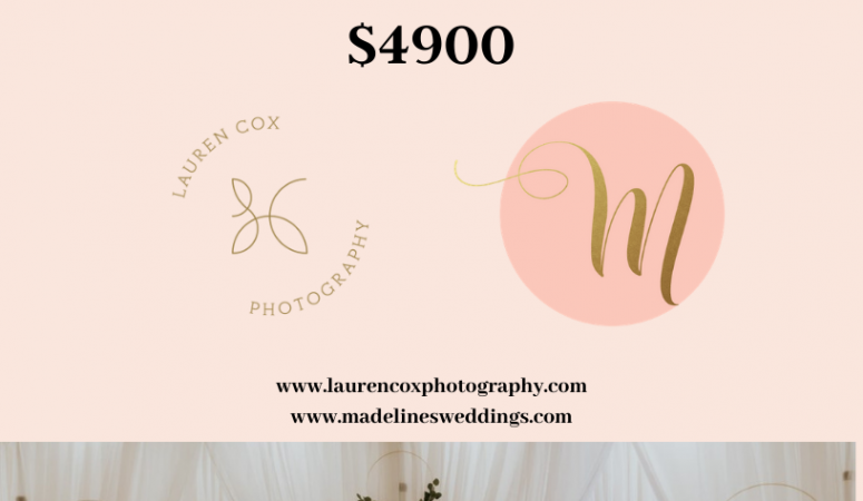 Winnipeg Wedding Photography, Decor & Wedding Day Coordination!