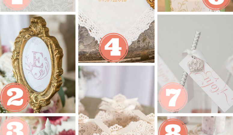 Fairy Tale Inspired Wedding Details