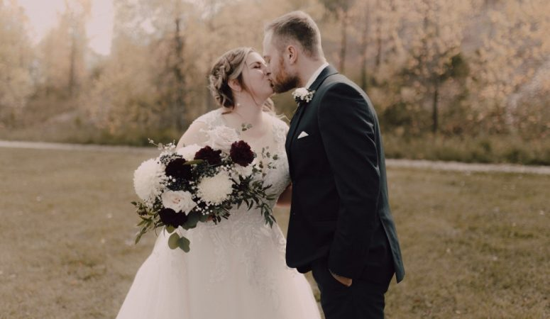 Brooke and James are MARRIED!!