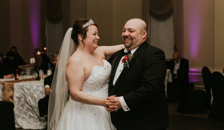 Carrie & Angelo are MARRIED!!!